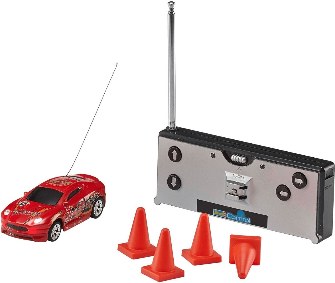 Revell Mini RC Car Sportwagen rot (23534)