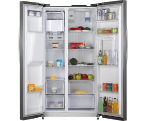 Amerikanischer Kühlschrank Idealo : Comfee sbsib nfa ab u ac preisvergleich bei idealo