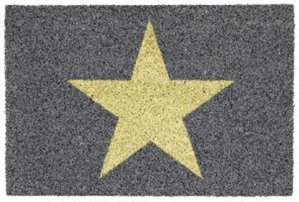 Gift Company Star (40427) | Flur & Diele > Fußmatten
