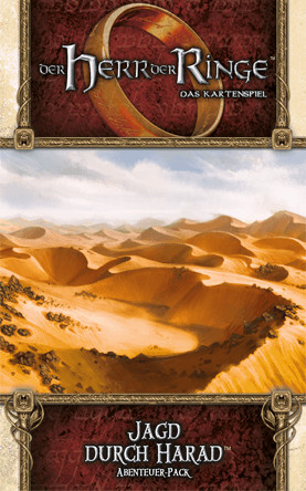 Der Herr der Ringe LCG: Jagd durch Harad Haradrim 2