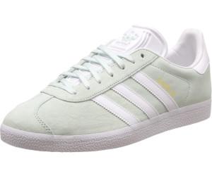 Adidas Gazelle ice mint/white/gold metallic