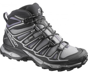 Boots Salomon X Ultra Mid 2 Spikes GORE TEX black