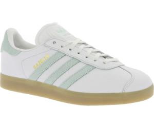 adidas gazelle vintage white