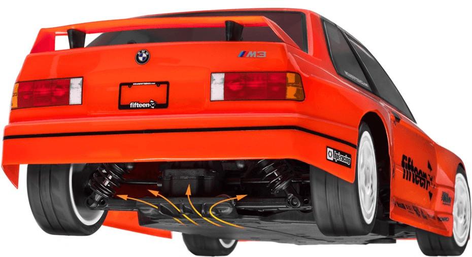 HPI Racing BMW M3 E30 Hoonigan fifteen52 (114343)