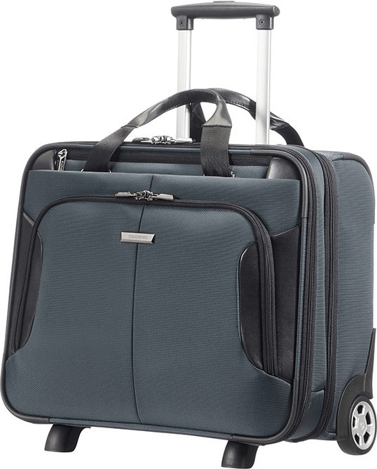 Samsonite XBR Rolling Tote grey/black (75223)