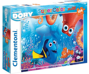 Clementoni Finding Dory - Bubble buddies 104 maxi pcs