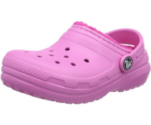 Crocs Kids Fuzz Lined Clog (203506) ab 8,14