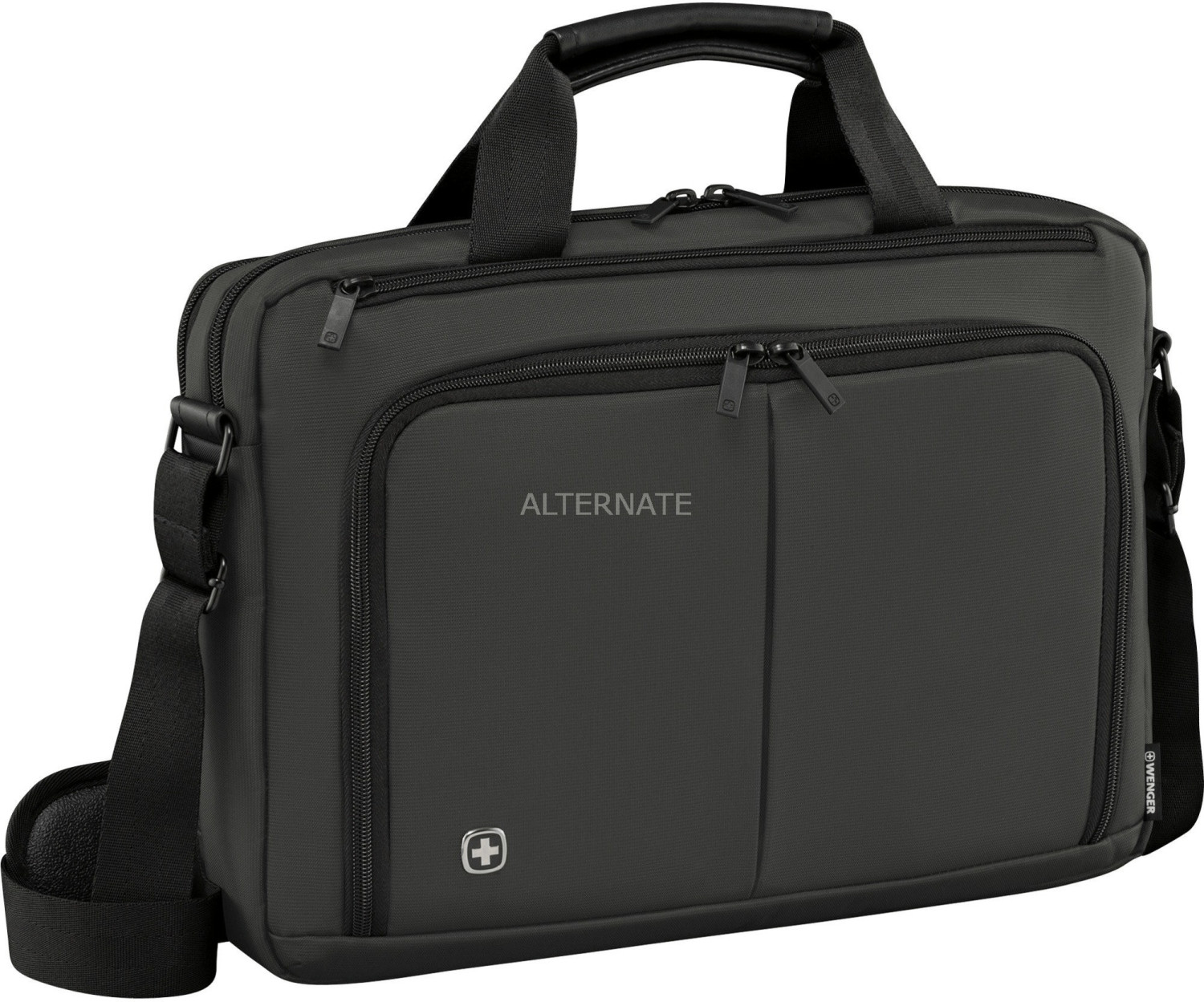 Wenger Source Laptop Briefcase 16´´ grey