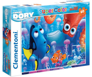 Clementoni Finding Dory - Swim with friends 60 maxi pcs (26582)