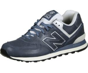 new balance 574 stone blue
