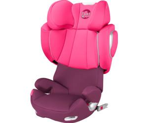 cybex solution q3 fix mystic pink ab 209 90. Black Bedroom Furniture Sets. Home Design Ideas