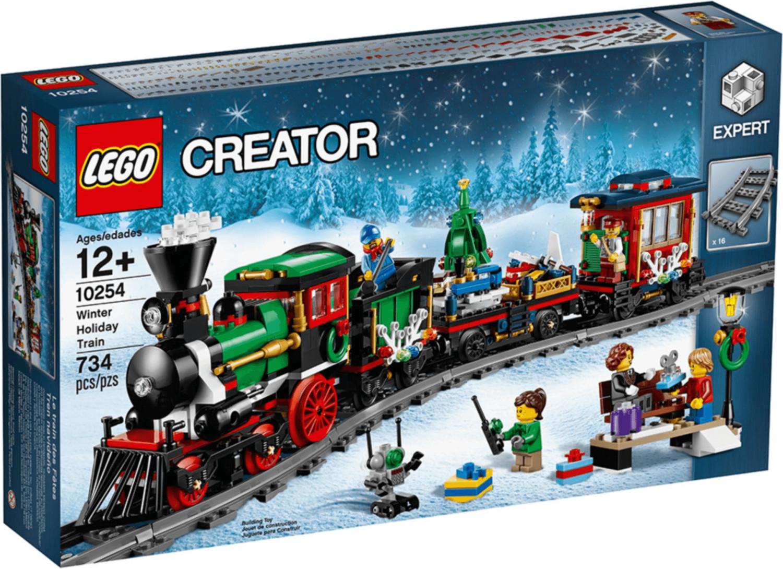 LEGO Creator - Festlicher Weihnachtszug (10254)