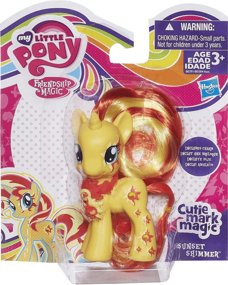 My Little Pony My Little Pony Ponyfreunde, sort...