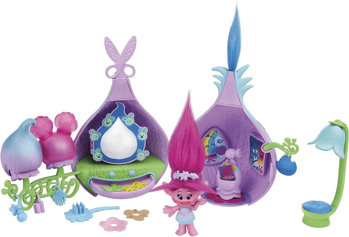 Hasbro Trolls Poppys Haarsalon (B6559)