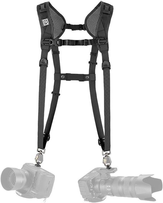 Image of BlackRapid R-Strap Double Slim Breathe