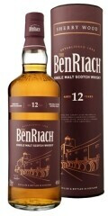 Benriach 12 Jahre Sherry Wood 46%