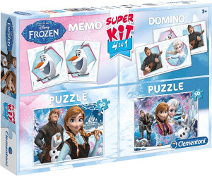 Clementoni Frozen 4in1 (CLE08208)