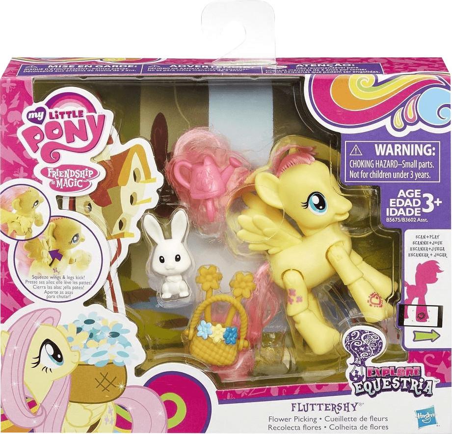 My Little Pony bewegliches Pony Fluttershy