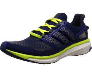 3af54ab977cdf Buy Adidas Energy Boost 3 unity ink white solar yellow from £63.67 ...