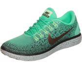 6f5defda0e4c Nike Free RN Distance Shield Women green glow metallic red bronze hasta  seaweed