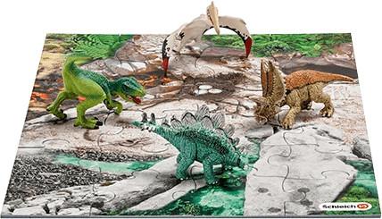 Schleich Mini Dinos - Entdeckerzone (42213)