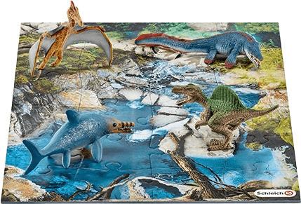 Schleich Mini Dinos - Wasserstelle (42330)