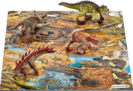 Schleich Mini Dinos - Sumpfgebiet (42331)