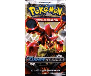 Pokémon XY11 Dampfkessel Booster ab 3,57 € | Preisvergleich bei ...