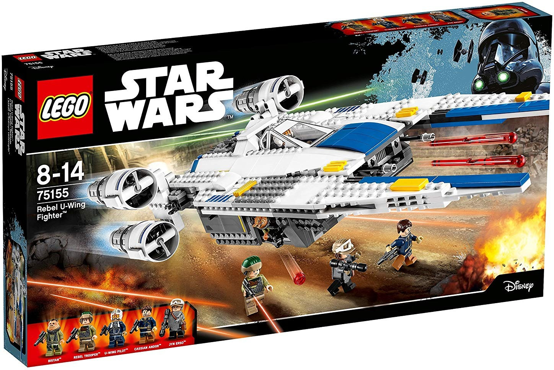 LEGO Star Wars - Rebel U-Wing Fighter (75155)