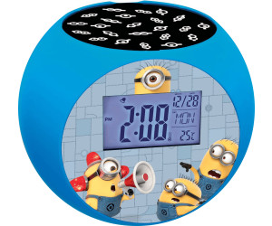 lexibook radio r veil enfant minions au meilleur prix sur. Black Bedroom Furniture Sets. Home Design Ideas