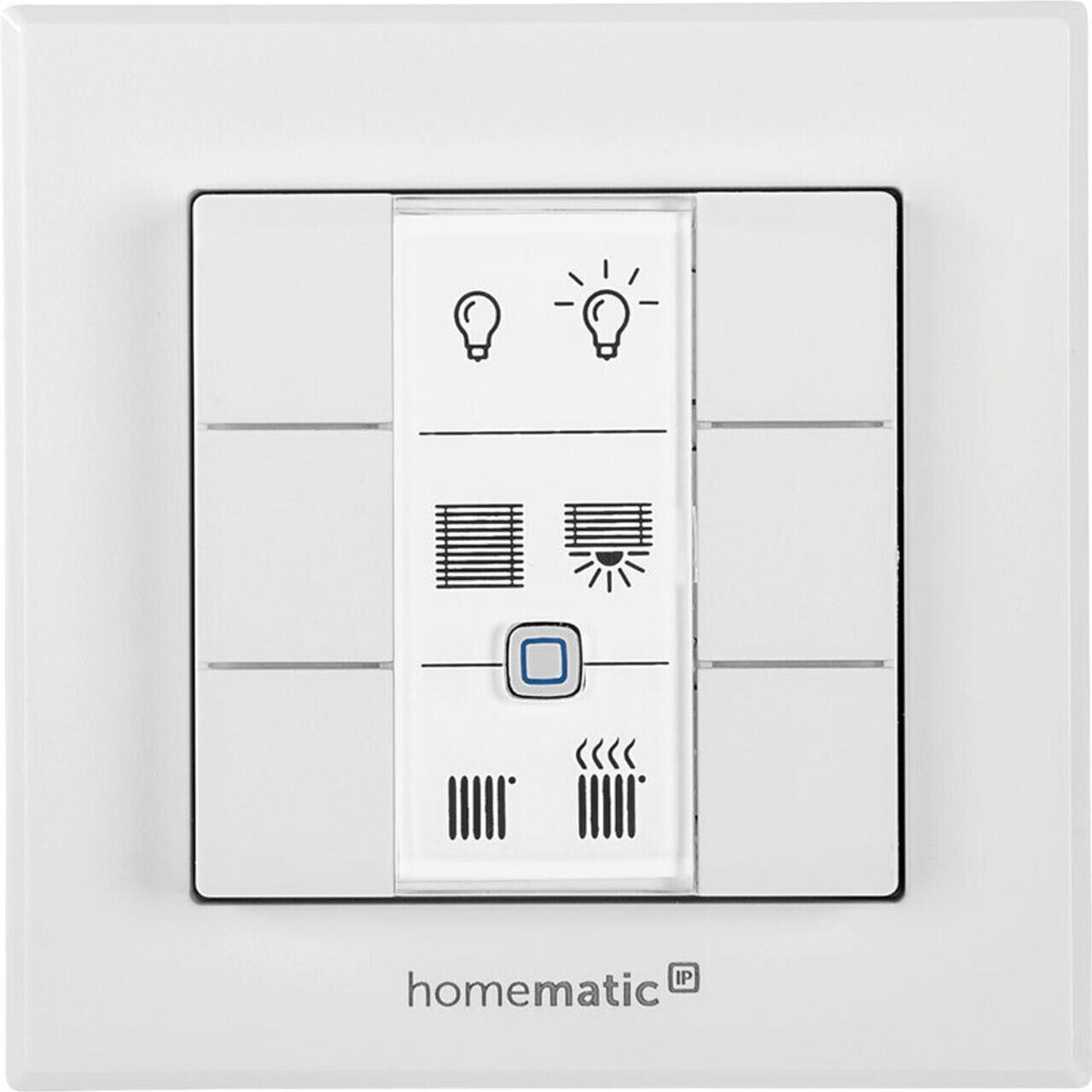 Homematic IP Wandtaster 6-fach (HMIP-WRC6)