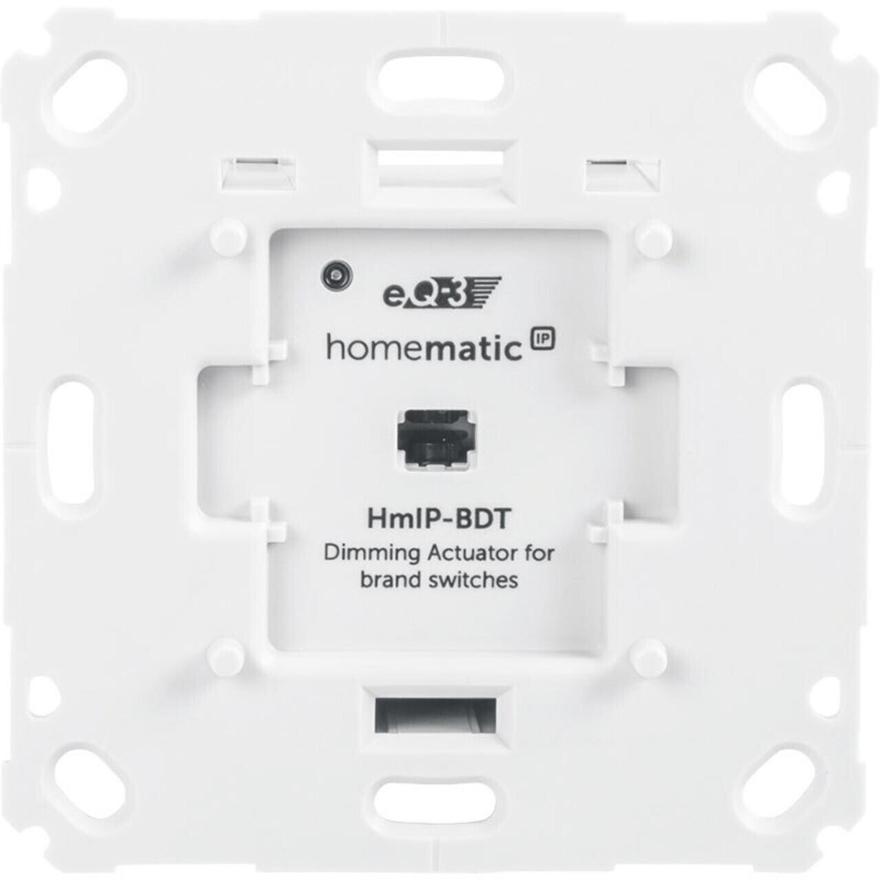 Homematic IP Dimmaktor für Markenschalter (HmIP-BDT)