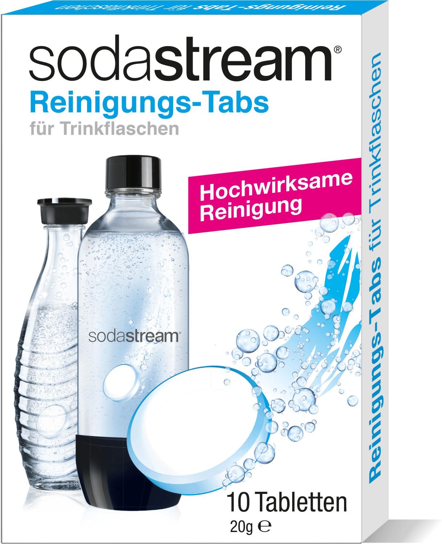 SodaStream Reinigungs-Tabs