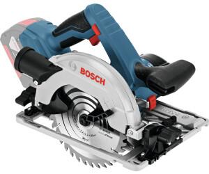 Bosch Akku-Kreissäge GKS 18V-57 G Professional ohne Akku ohne Lader in L-BOXX
