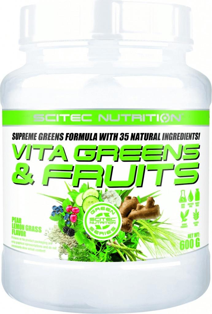 Scitec Nutrition Vita Greens & Fruits 600g
