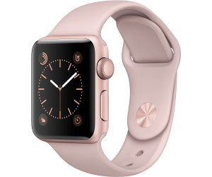 Apple Watch Series 1 38mm rose gold/pink sand