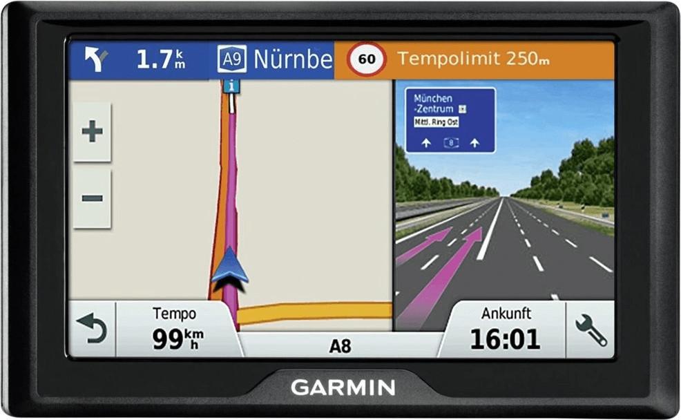 Garmin Drive 50LMT Europa Travel Edition