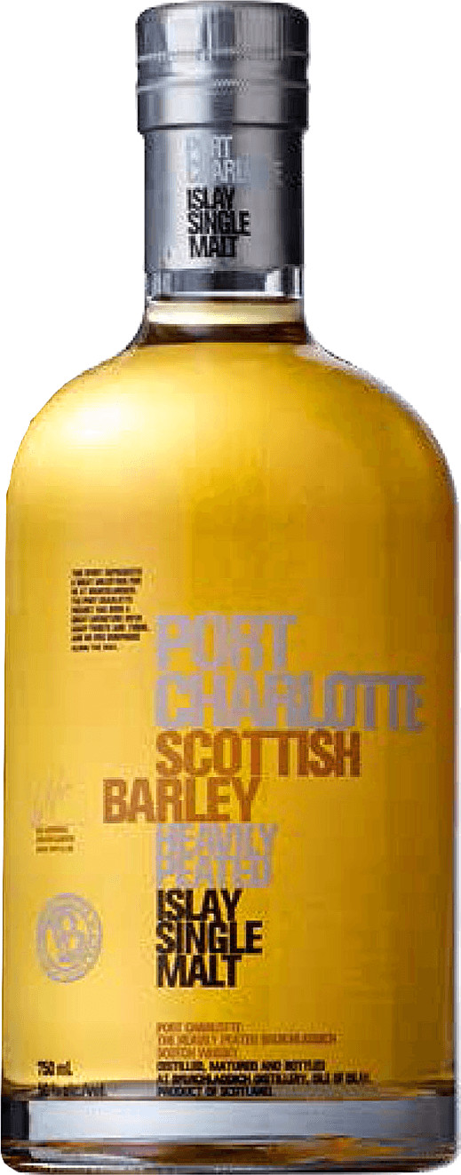 Bruichladdich Port Charlotte Scottish Barley 50%