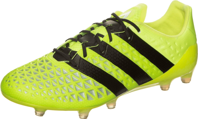 Adidas Ace 16.1 FG Men solar yellow/core black/silver metallic