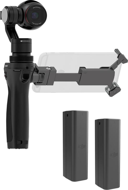 DJI Osmo Handheld-Gimbal inkl. X3 Kamera + 2 Akkus