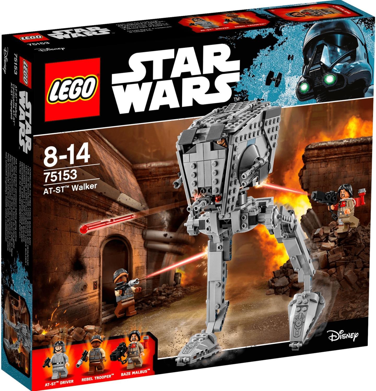 LEGO Star Wars - AT-ST Walker (75153)