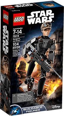 LEGO Star Wars - Sergente Jyn Erso (75119)