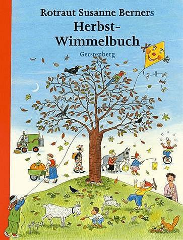 Herbst-Wimmelbuch (Rotraut Susanne Berner)