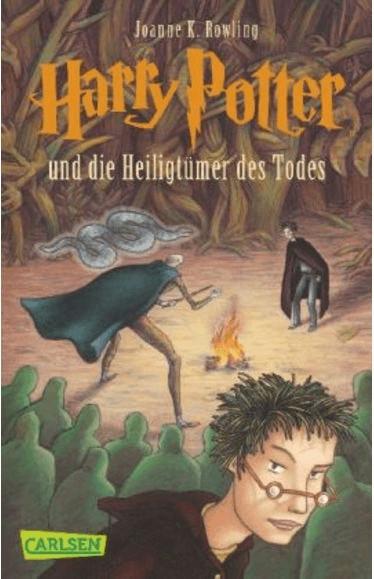 #Harry Potter und die Heiligtümer des Todes (J.K. Rowling)#