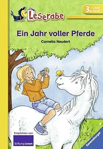 Leserabe 3: Ein Jahr voller Pferde