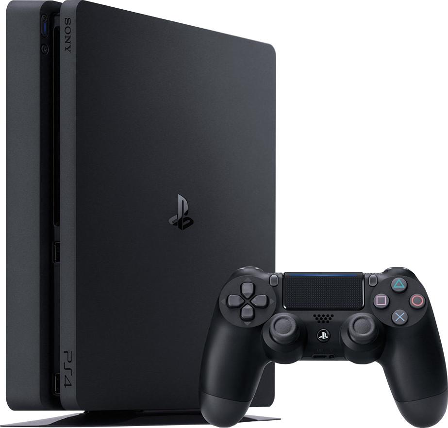 Sony PlayStation 4 Slim - 1TB Mafia 3 Bundle schwarz