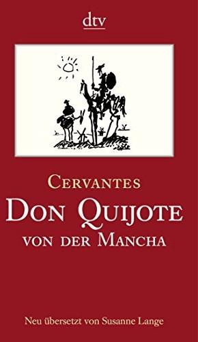 #Don Quijote von der Mancha Teil I und II (Miguel de Cervantes Saavedra) [Taschenbuch]#