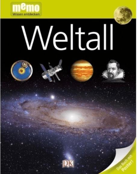 Weltall (memo Wissen entdecken) (Robin Kerrod)