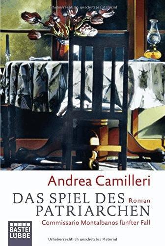 #Das Spiel des Patriarchen: Commissario Montalbanos fünfter Fall (BLT. Bastei Lübbe Taschenbücher) (Andrea Camilleri) [Taschenbuch]#