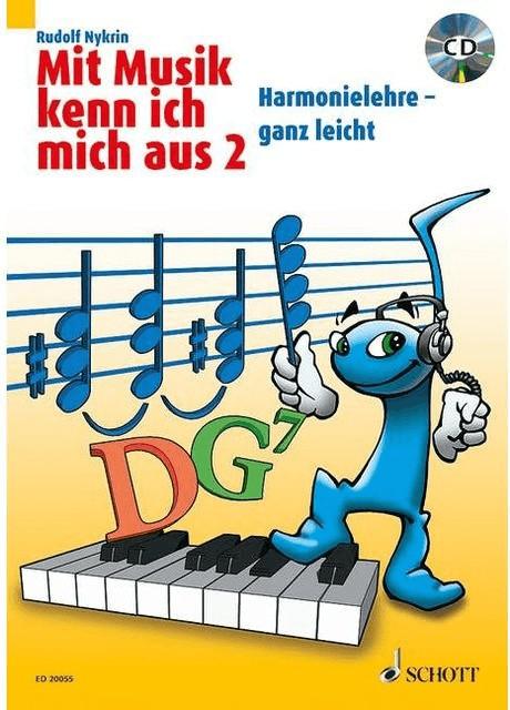 Mit Musik kenn ich mich aus: Harmonielehre - ga...